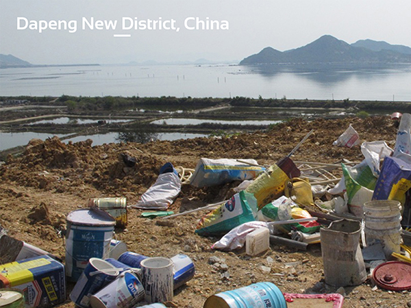 Dapeng New District, China – Waste Management Program