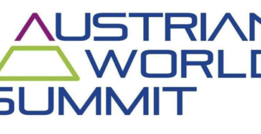 Austrian World Summit Inaugural Conference To Be Center Stage On June 20th in Vienna, Austria