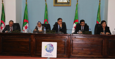 The R20 MED extends its activities on two new wilayas of Algeria