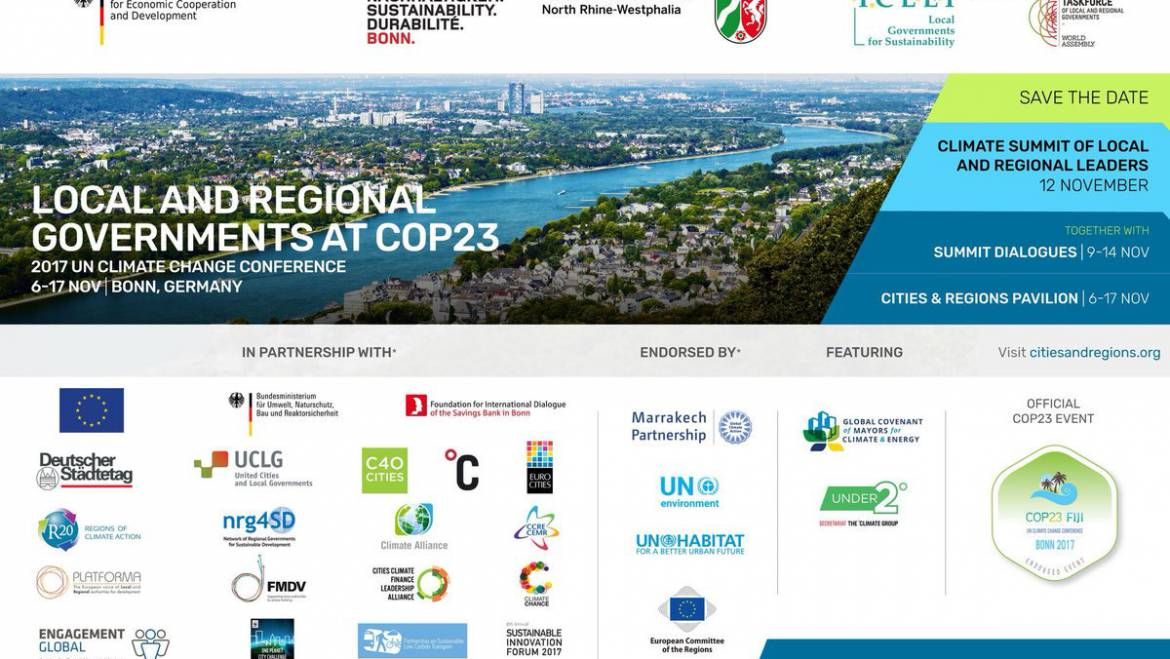 Local and regional governments at COP23