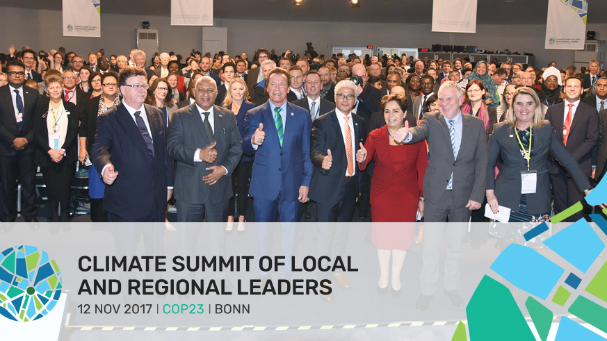 Climate Summit of Local and Regional Leaders