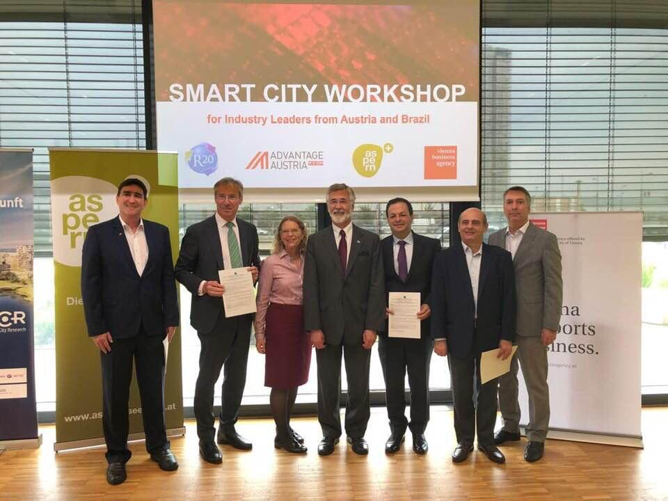 R20 Brazil to collaborate on Smart City Project