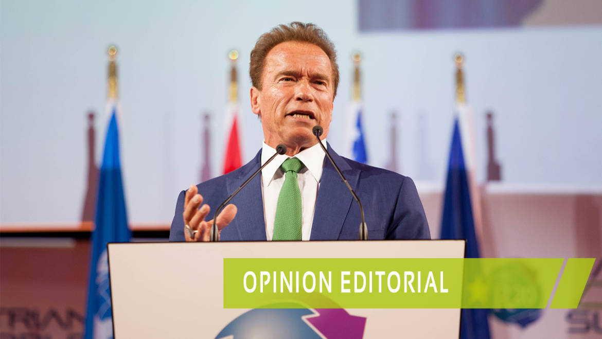 What is Arnold Schwarzenegger teaching us about Climate Communication?