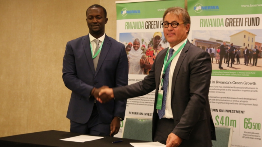 Deal signed to develop Smart Green Villages in Rwanda